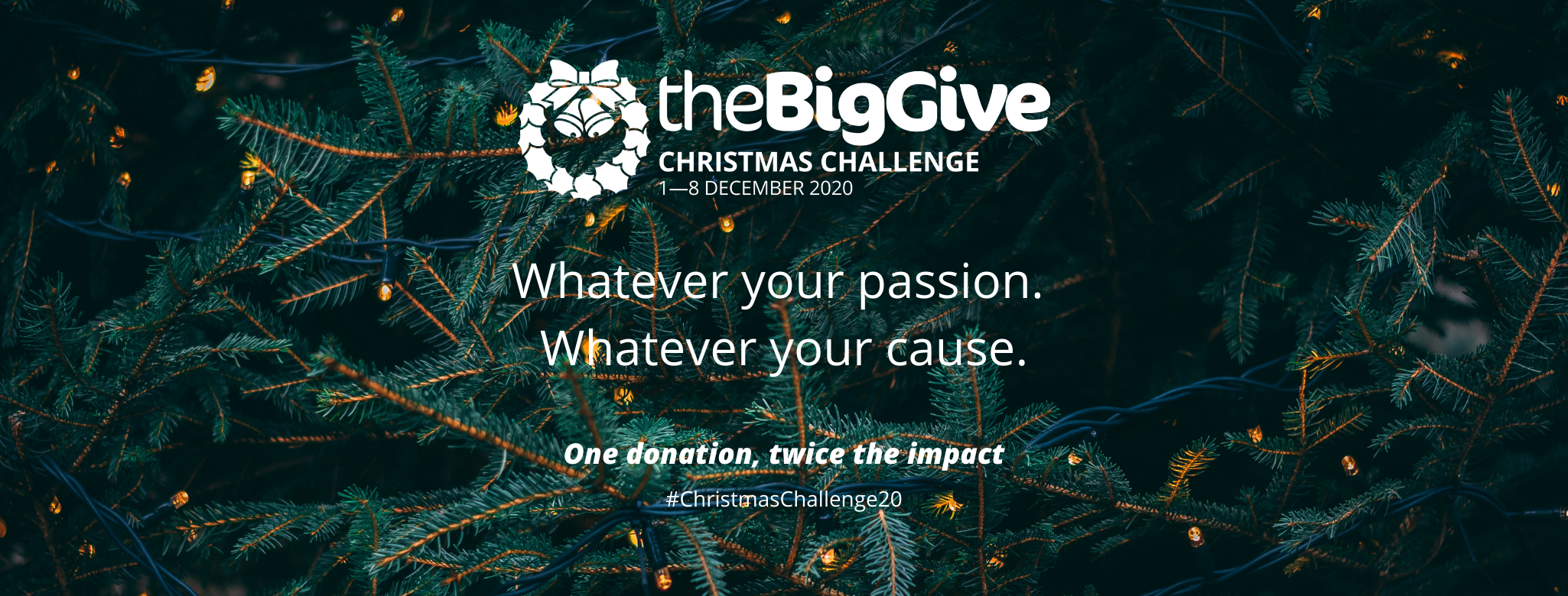 Big Give Christmas Challenge 2020 goes live!