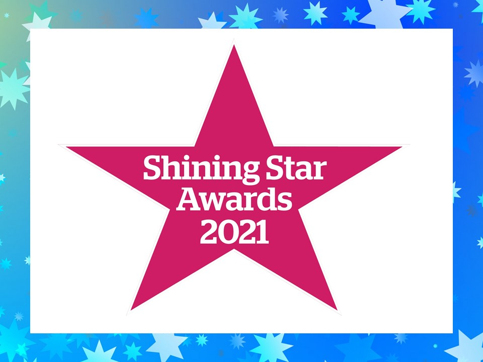 Shining Stars of 2021 announced