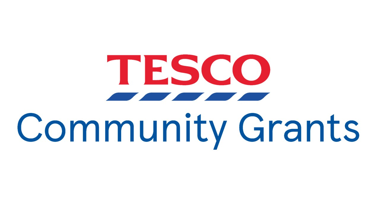 We're in the Tesco Community Grants scheme - please vote